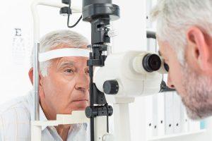 Мікрохірургія катаракти - Тарус