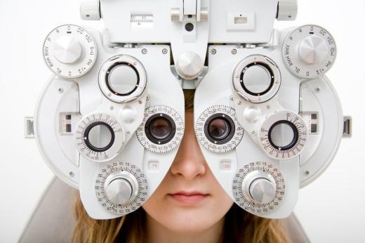 Диагностика зрения -Тарус