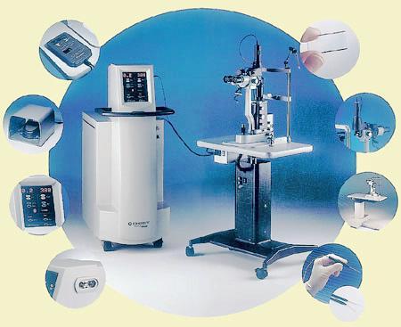 Мультиволновый лазер NOVUS OMNI - клиника тарус