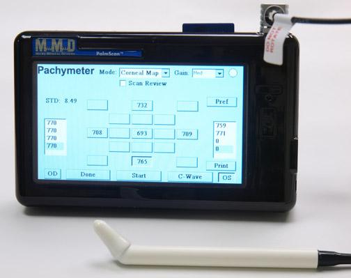 Сверхкомпактный тонометр P-2000