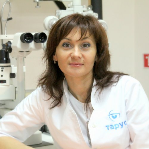 Захарова Оксана Николаевна