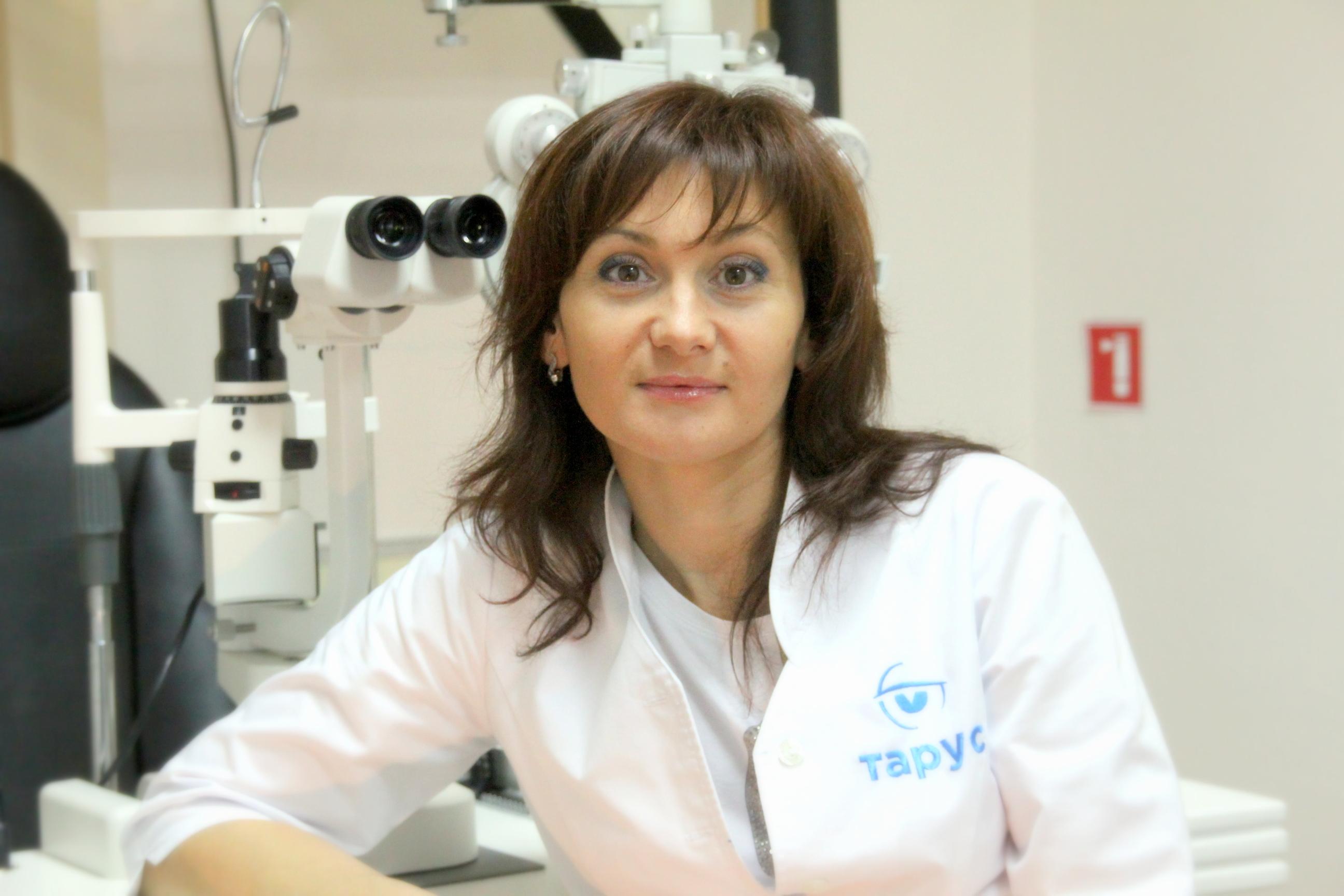 Захарова Оксана Николаевна - Тарус