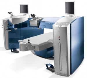 Ексімерний лазер Alcon Wavelight EX-500 - глазная клиника Тарус