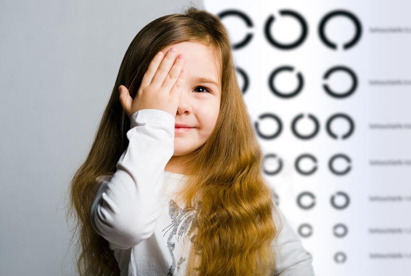 лечение синдрома ленивого глаза в Тарусе
