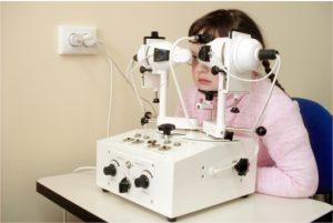 плеоптическое лечение косоглазия в клинике тарус
