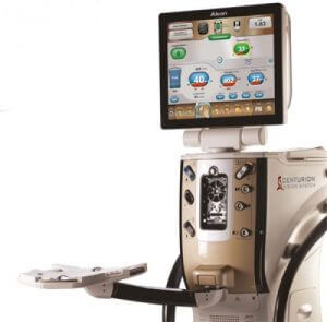 Хірургічний аппарат Alcon Centurion - клиника Тарус